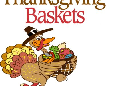 Food Donations Needed for Thanksgiving Baskets