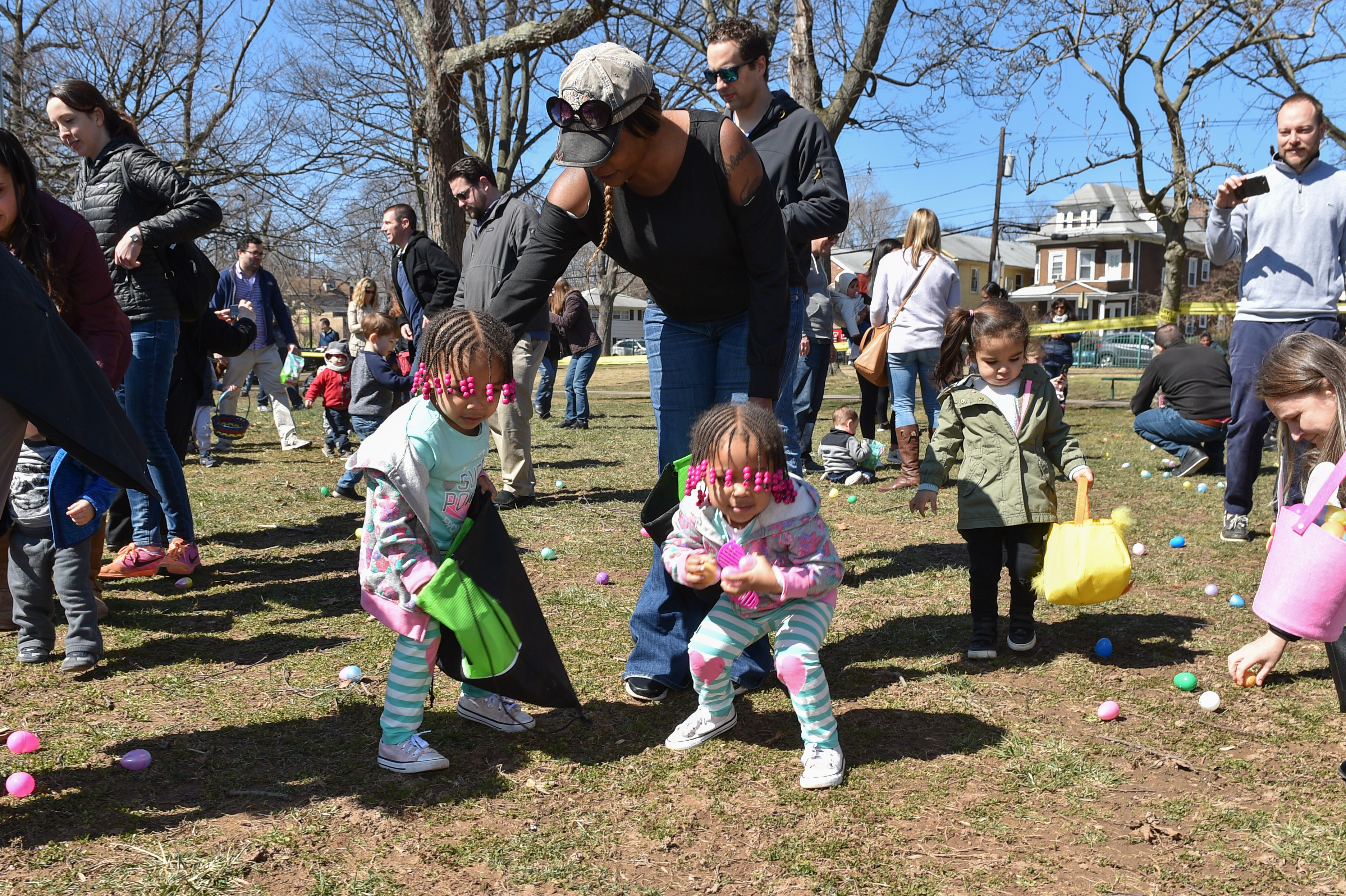 Spring Fling Attracts Hundreds for Egg Hunt and More!