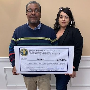 MNDC Awarded Community Development Block Grant