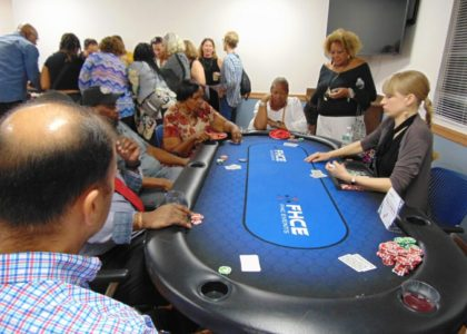 """Playing for Keeps"" Casino Night a Success"