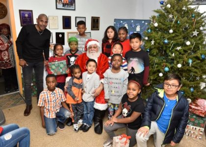 Jersey Cares Provides Children with Christmas Gifts